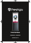 Prestigio PDSIZ42SWN0P Monitor Manual (36 pages)