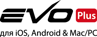 EVO Plus color logo