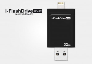 Флешка PhotoFast i-FlashDrive EVO 32 GB